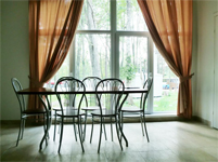 Дом арарат, столовая