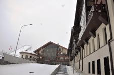 УТЦ Кавголово, гостиничный корпус