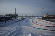 УТЦ Кавголово, лыжная трасса
