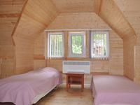 База отдыха Петяярви, двухместная спальня в коттедже