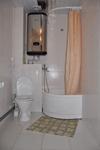 База отдыха Петяярви, душ в коттедже