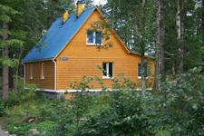 Большой дом, фасад