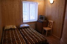 Большой дом, спальня