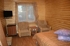 Гостиница Таунхауз, спальня