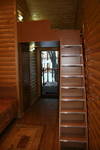 Гостиница Таунхауз, место на лофте