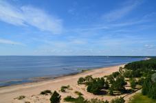 Сестрорецкий курорт, пляж