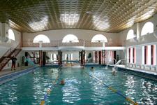 Сестрорецкий курорт, лечебный бассейн