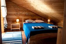 Коттедж Корабль, спальня 2