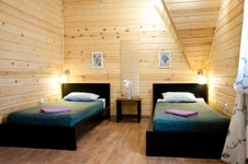 Коттедж Романтика, спальня 3