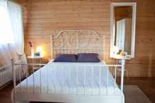 Коттедж Романтика, спальня 4