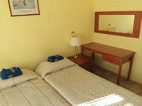 Коттеджи, спальня 2