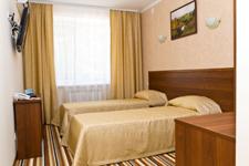 Отель Источник, двухместный