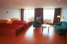 отель Pirita Top Spa, улучшенный номер