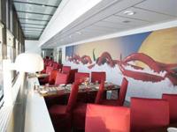 отель Pirita Top Spa, ресторан