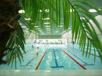 отель Pirita Top Spa, большой бассейн