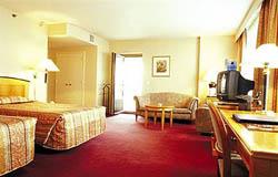 Гостиница Radisson Blu Daugava, улучшенный номер