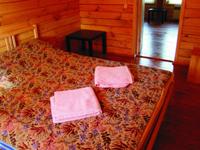 Коттедж №3, спальня