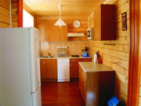 Коттедж №3, кухня