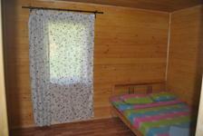 Коттедж №4, спальня