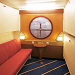 Паром Viking Amorella, трехместная каюта без окна