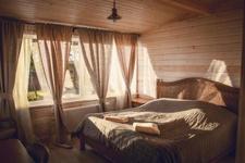 Коттедж Флагман, спальня