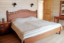 Коттедж Вице Адмирал, спальня