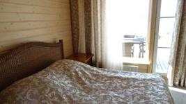 Коттедж Порт Первый, спальня