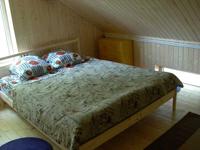 турбаза Рускеала, спальня на чердаке