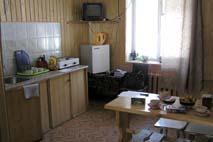 база отдыха Юность, кухня