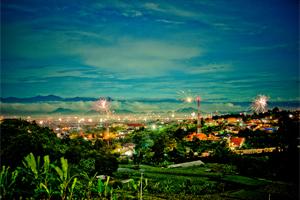 Новый год 2018 на острове Бали
