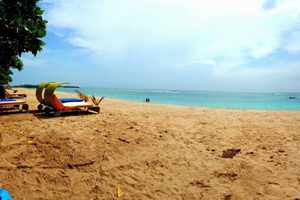 Новогодний отдых на Бали