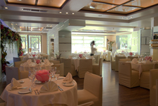 Athenian Callirhoe, ресторан