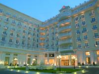 Отель Grand Palace, фасад