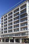 Отель Holiday Inn, фасад