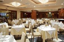 Отель Holiday Inn, ресторан