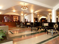 Porto Palace Hotel, рецепция