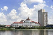 Sedona hotel, внешний вид