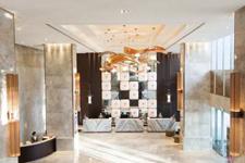 Sedona hotel, рецепция
