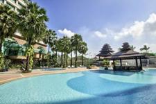 Sedona hotel, бассейн