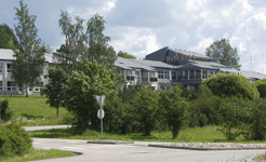 Отель Вуоксенхови в Финляндии, внешний вид