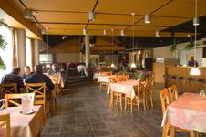 Отель Вуоксенхови в Финляндии, ресторан