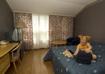Отель Вуоксенхови в Финляндии, двухместный номер