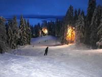 Новый год и Рождество на горнолыжном курорте в Финляндии