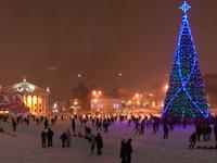 Новогодний тур в Белоруссию