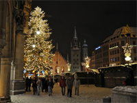 Тур на Новый год в Мюнхен