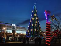 Автобусный тур на январские каникулы в Белоруссию