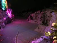 Новый год и каникулы на базе отдыха Рускеала