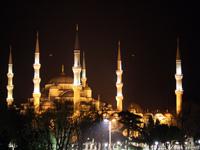 Тур на зимние Новогодние каникулы в Стамбул