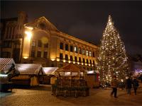 Зимние каникулы в Латвии, тур в замки