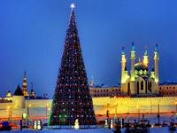 Новогодний поезд в Казань